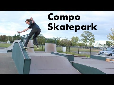 Connor Cullen at Compo Skatepark