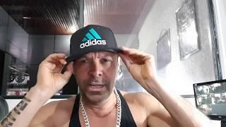 Daher do Guindart 121 fala a verdade sobre Hungria HIP HOP e seu show da semana