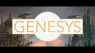 Genesys RPG Core Rulebook Review - Live from the Sword Coast, December 1, 2017