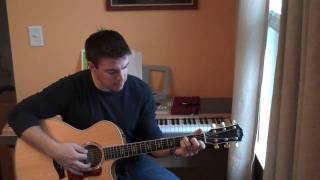 """How to Play """"Starry Night"""" by Chris August (Matt McCoy)"""