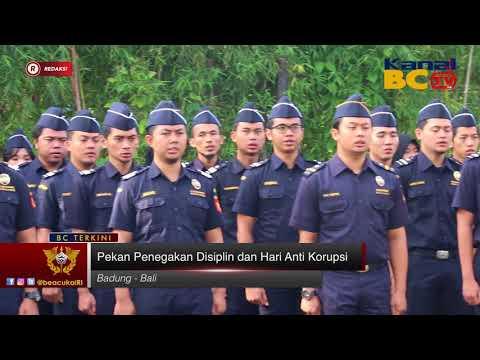 [Redaksi] Pekan Penegakan Disiplin & Hari Anti Korupsi