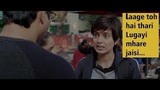 Kangana Ranaut Haryanavi Dialogues | Tanu Weds Manu Returns