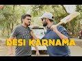 Desi Karnama - Part 1 ( Amit Bhadana & BeYouNick )