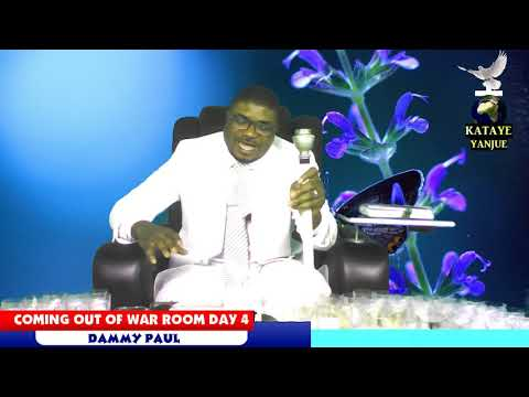 COMING OUT OF WAR ROOM DAY 4 WITH DAMMY PAUL PLEASE SUBSCRIBE TO OUR CHANNEL