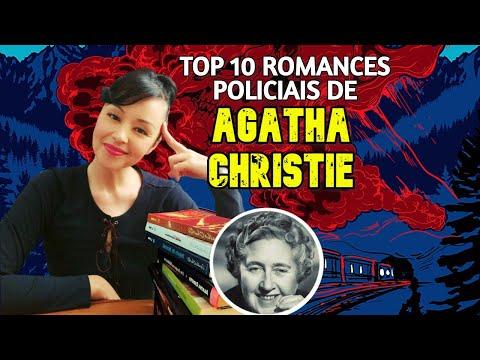 TOP 10 | Os melhores romances policiais de Agatha Christie