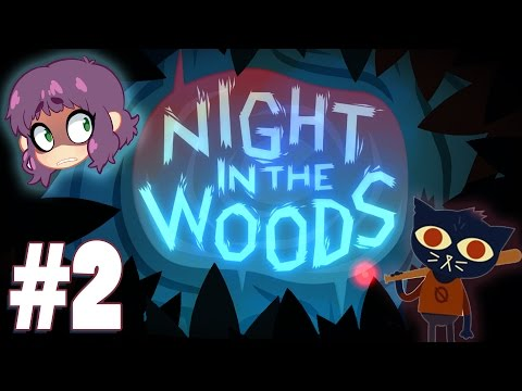 Night in the Woods - Pt. 2 - Missing Paw-sons