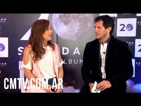 Soledad video Soledad 20 años - Entrevista CM | Septiembre 2016