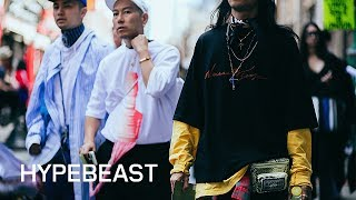 Streetsnaps London Fashion Week Spring/Summer 2017