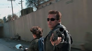 Truck-chase scene   Terminator 2 [Remastered]