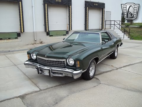 1974 Chevrolet Monte Carlo (CC-1389574) for sale in O'Fallon, Illinois
