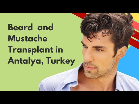Get-the-Best-Beard-and-Mustache-Transplant-in-Antalya-Turkey