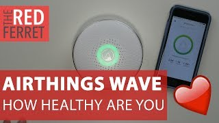 Airthings Wave - This Lifesaver Measures your Air Quality [REVIEW]