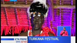 The Turkana cultural festival kicked off today with the county hoping to sell itself to the world