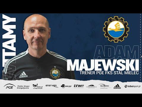 Nowym trener Stali Mielec: Mam nadzieję, że osiągniemy wyznaczone cele [WIDEO]