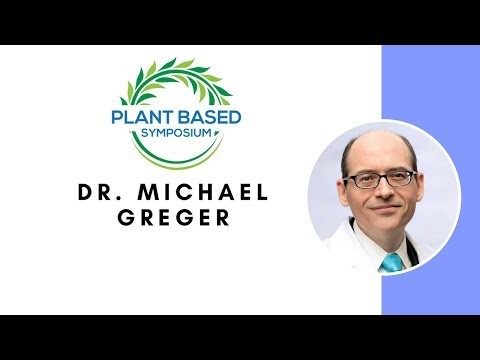 Plant Based Symposium: Dr. Michael Greger (with German subtitles)