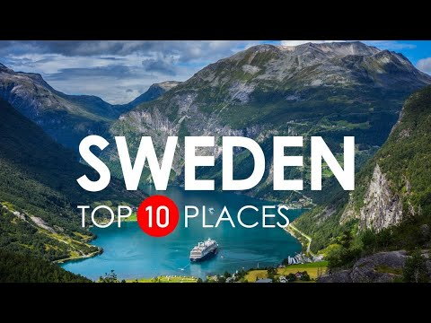 10 Beautiful Places To Visit In Sweden