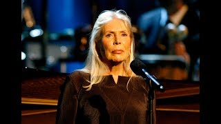 New biography reveals Joni Mitchell's feelings on her career