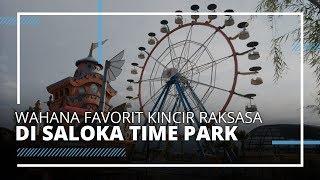 Wahana Favorit di Saloka Theme Park Semarang, Kincir Raksasa Cakrawala