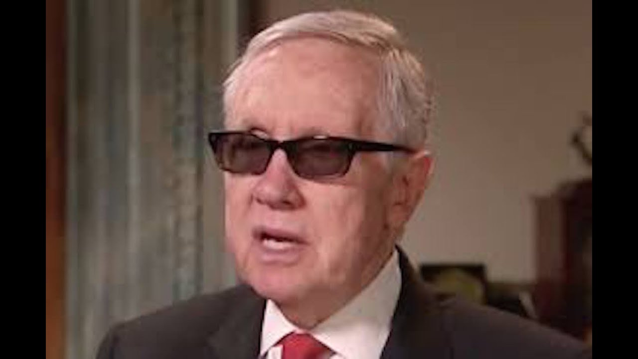 Harry Reid On Potential Vice Presidential Candidates thumbnail