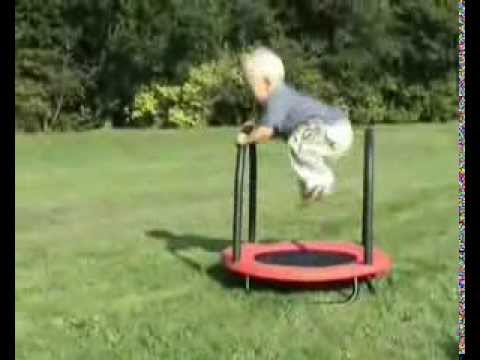 Petit trampoline - Gonge (French only)