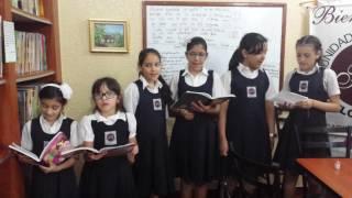 Cancion de Aniversario de la escuela Flor Romero (Música de Roberto Orellana