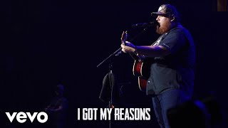 Luke Combs   Reasons (Lyric Video)