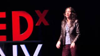 Against Grieving in Silence | Rachel Stephenson | TEDxCUNY