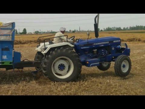 Farmtrac 6055 ZORR CHECK #farmtrac6055 #farmtrac60 #1ontrending
