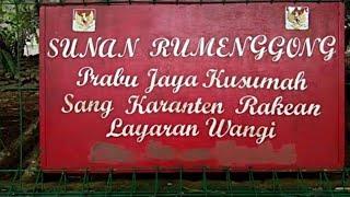 Sunan Rumenggong (Prabu Jayakusumah Rakean Layaran Wangi) Limbangan Garut.