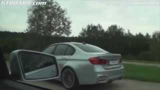 BMW M3 F80 vs Mercedes E63 V8 BiTurbo Performance Package