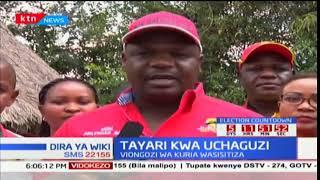 Viongozi wa Kuria wasisitiza kuwa wako tayari na watashiriki katika upigaji wa kura