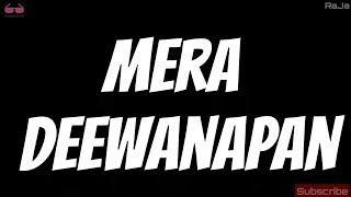 Gambar cover Amrinder Gill Mera Deewanapan whatsapp  status video By RaJa