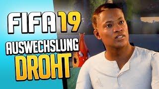FIFA 19: THE JOURNEY ⚽ 015: Auswechslung droht!