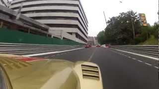 preview picture of video 'Grand Prix de Pau - Tour en Mitjet Gonzague'