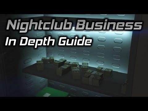 GTA Online: Nightclub Business In Depth Guide (Statistics, Efficiency, and More)