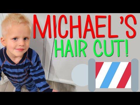 MICHAEL CUT HIS HAIR OFF???!!!!