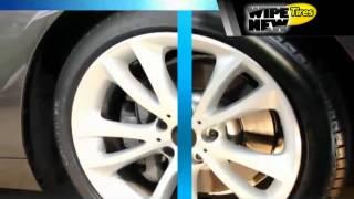 Wipe New Tires