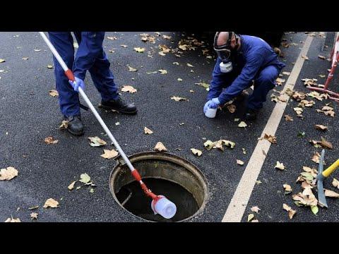 Γαλλία: Η εξέταση λυμάτων προειδοποιεί για κορονοϊό