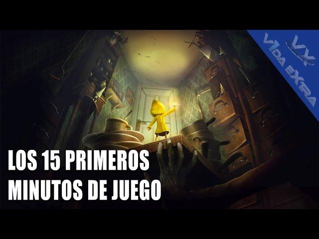 Little Nightmares - Los 15 primeros minutos del juego