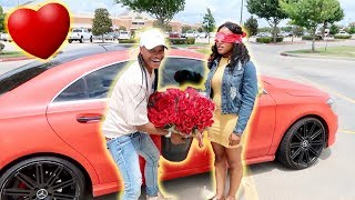SHE DIDN'T EXPECT THIS...(THE ULTIMATE SURPRISE)