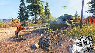 World of Tanks Приколы, БАГи - забавные моменты из  МИРА ТАНКОВ