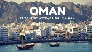 What is to see in oman