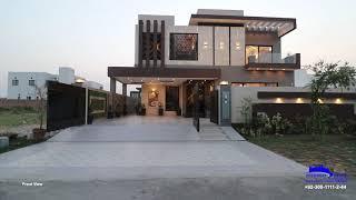 1 KANAL ULTIMATE LUXURY HOUSE   MAZHAR MUNIR DESIGN   PHASE 6 DHA LAHORE   DEMAND 5.25 CORE VLOG#42