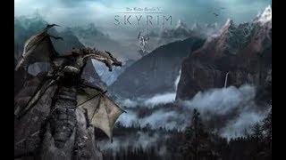 Skyrim и моды (Золотая магия) #5