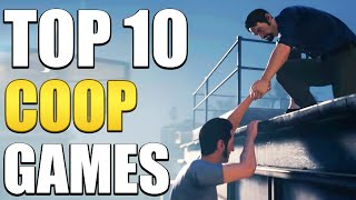 Top 10 Coop Games You Should Play In 2019