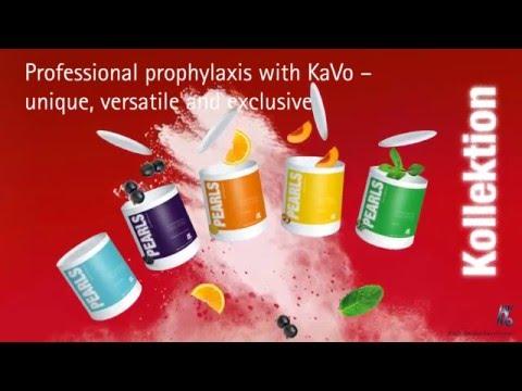 Порошок PROPHYpearls®, карбонат кальция, упаковка (80 шт. по 15 г.) | KaVo (Германия)