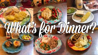 What's for Dinner?| Easy & Budget Friendly Family Meal Ideas| May 20-26, 2019