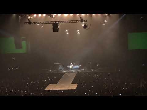 Terminal del A.D.O, Mana en concierto, Allstate Arena Chicago,