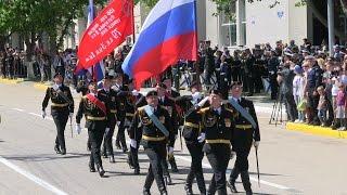 День Победы 2016 Севастополь Парад войск