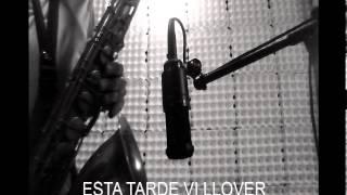 ESTA TARDE VI LLOVER - Armando Manzanero - SML TENOR SAXOPHONE Rev.D